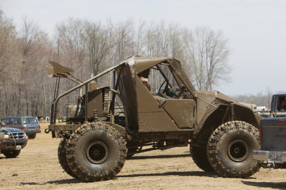 Mudfest Vehicle