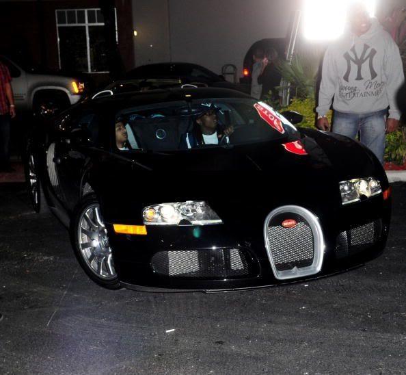 Bugatti Veyron Redlinenorth
