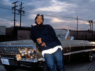 Ice Cube S Car Redlinenorth