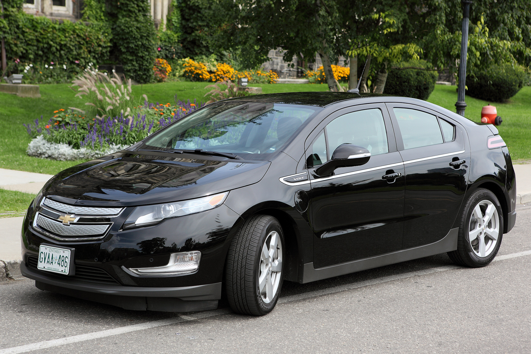 2012 chevrolet volt review redlinenorth. Black Bedroom Furniture Sets. Home Design Ideas