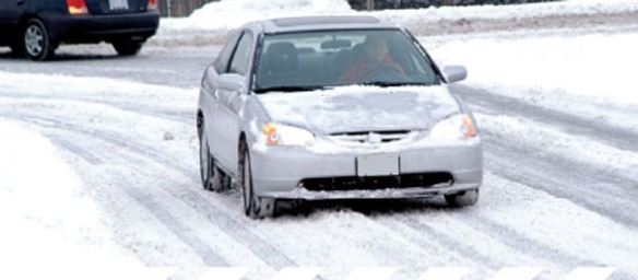 Winter Driving (image courtesy of Transport Canada)