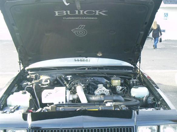 Buick's V6 engine - Way ahead of its time