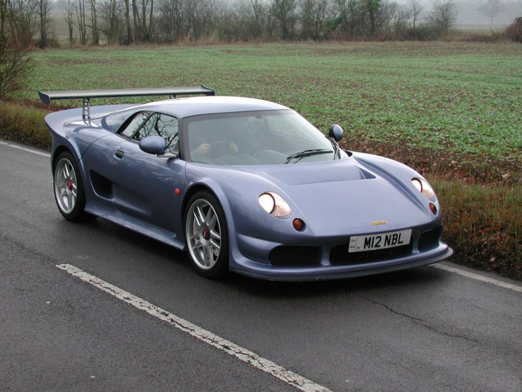 Noble M600 Redlinenorth