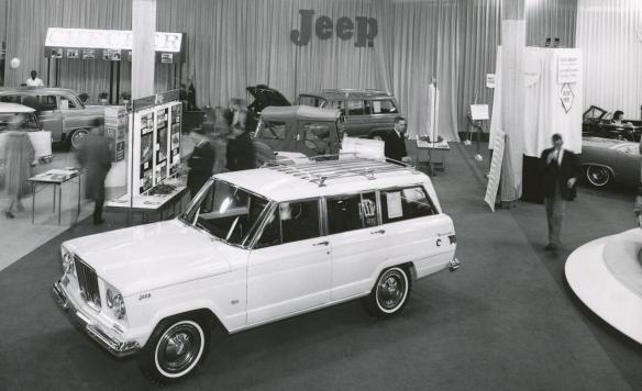 1965 Detroit Auto Show