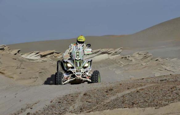 Quad Class (Courtesy Dakar.com)