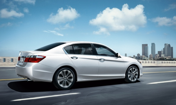Honda Accord Sedan has been announced as the Canadian Car of the Year by AJAC
