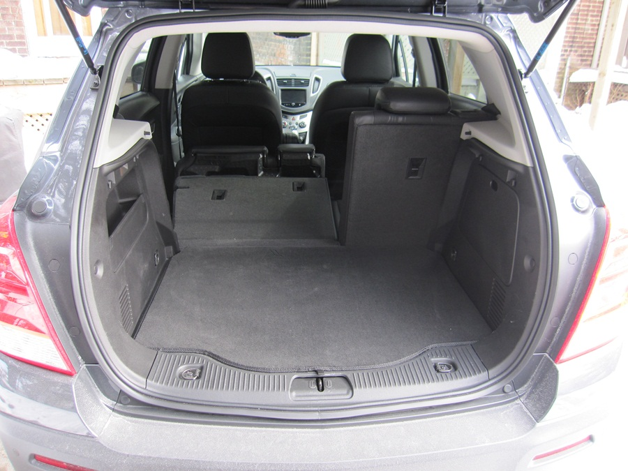 2013 chevrolet trax redlinenorth our 2013 chevrolet trax review vehicle came in the 2lt trim package which includes the following features sciox Gallery