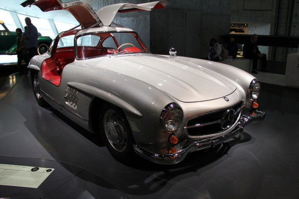 Iconic 300SL Gullwing