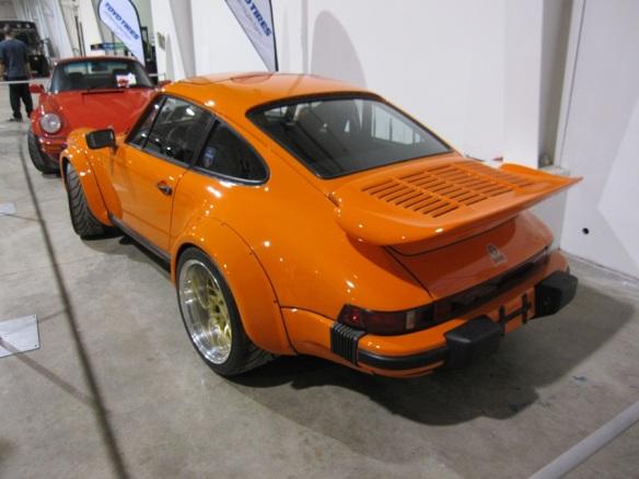 1990s 993 Porsche wide body
