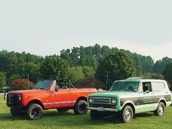 Convertible and hardtop models