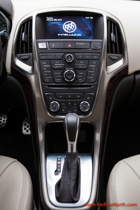 Intelligent system comes standard in the Verano