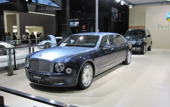 Bentley Limosine