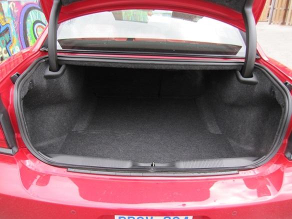 Cavernous trunk