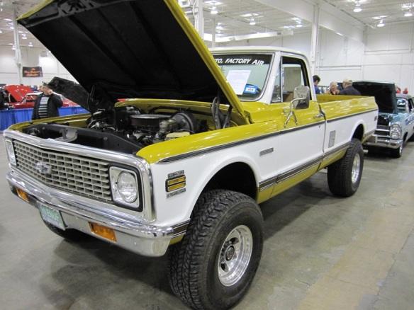 Chevrolet Truck 4x4