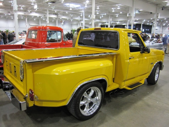 "1980s ""500 HP"" Ford Truck"
