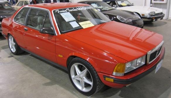 Maserati $12,000