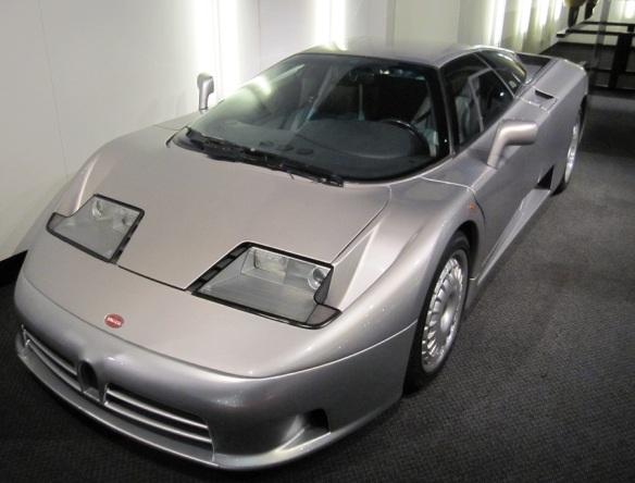 1989 Bugatti