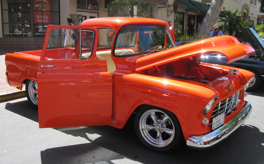Chevy Hot Rod Redlinenorth
