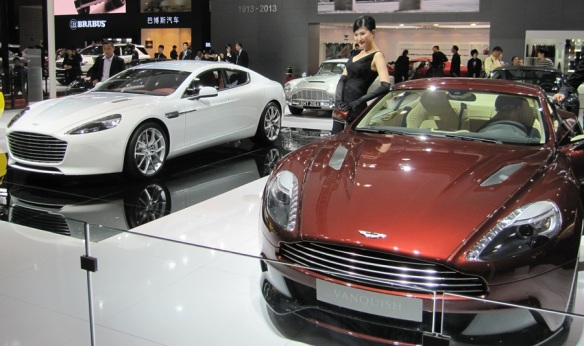 James Bond approved Aston Martins from United Kingdom