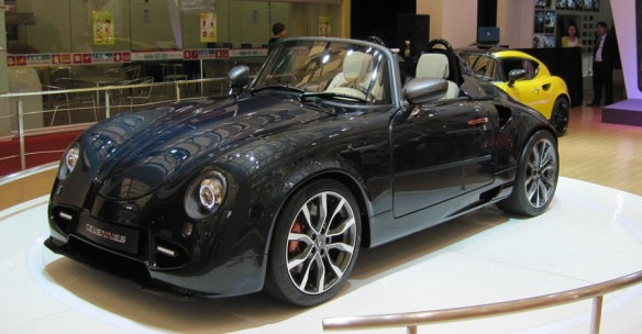 France + China = Fun Porsche Speedster lookalike