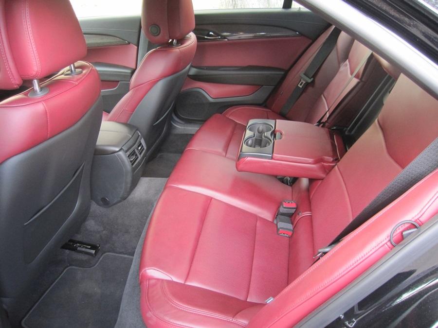 2013 Cadillac Ats Review Redlinenorth