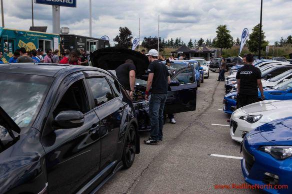 10th Annual Toronto Subaru Club (TSC) Hyper Meeting