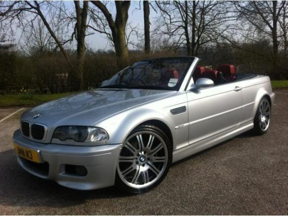 2002 BMW M3  autopazar.co.uk