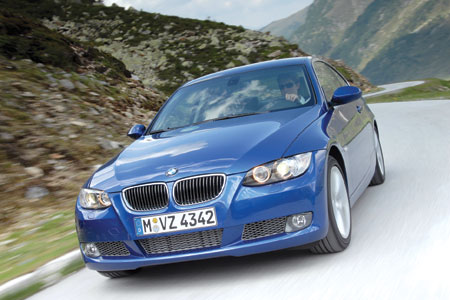 Blue BMW drivers are more likely to be aggressive drivers according to a recent report.