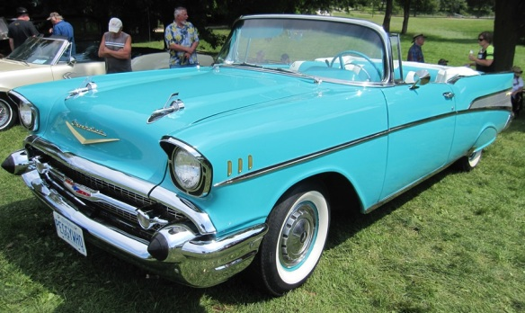 1950s Convertible