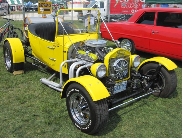 Ford Bucket Hot Rod