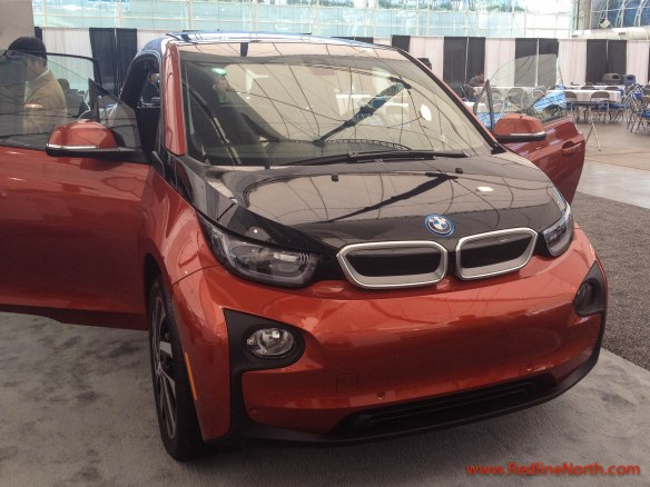 The all new BMW i3