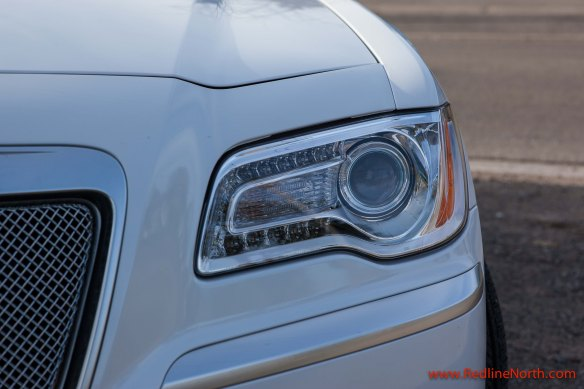 The 300C offers unique styling