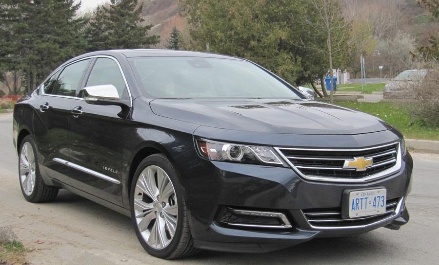 2014 Chevrolet Impala Ltz Redlinenorth