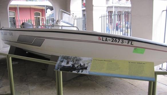Skeeter boat