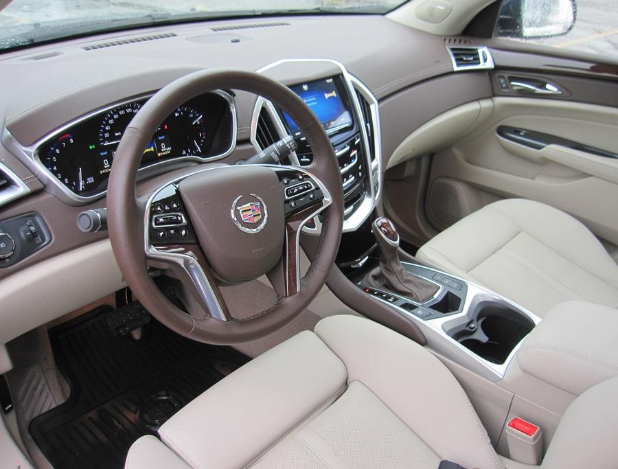 Cadillac SRX 2014 RedlineNorth