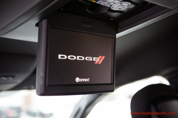 Available in-car entertainment system