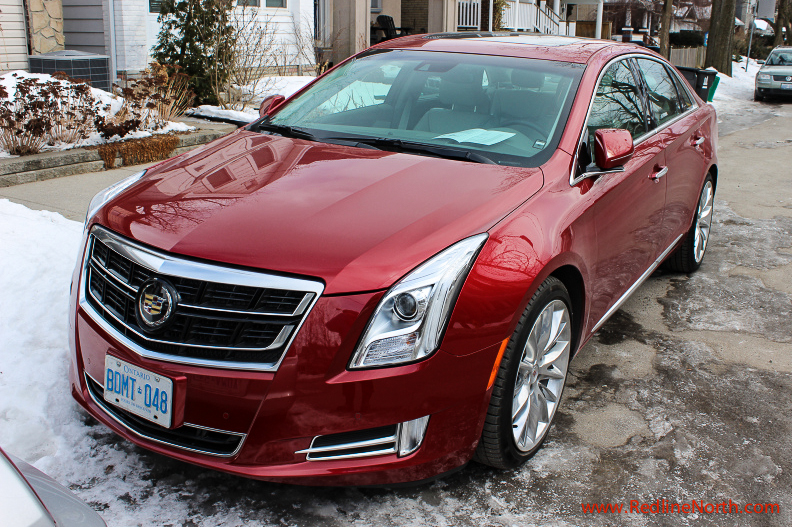 2014 cadillac xts platinum vsport awd redlinenorth. Black Bedroom Furniture Sets. Home Design Ideas