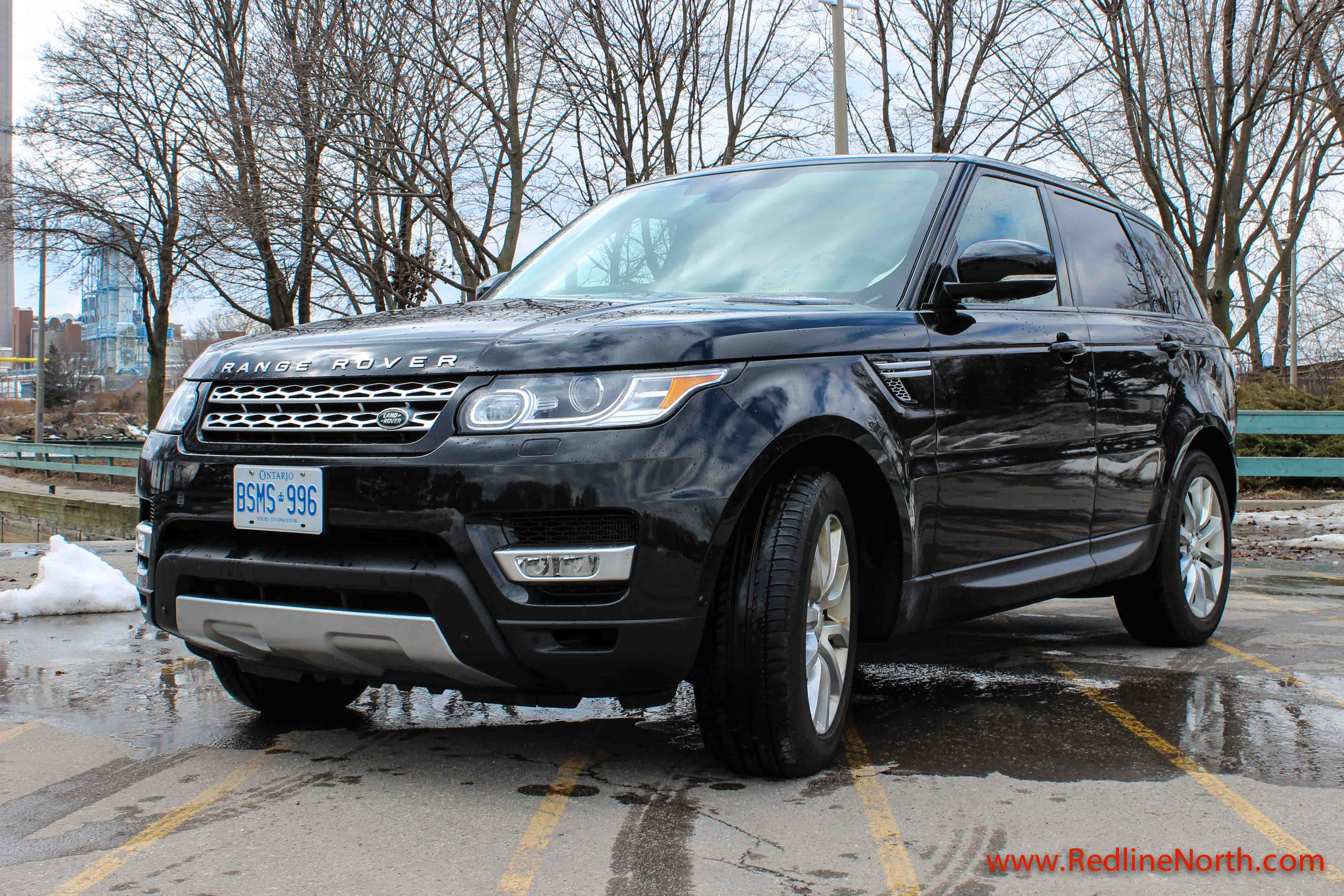 Range Rover Sport HSE vs Range Rover Supercharged
