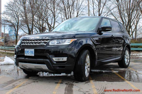 2014 Ranger Rover Sport