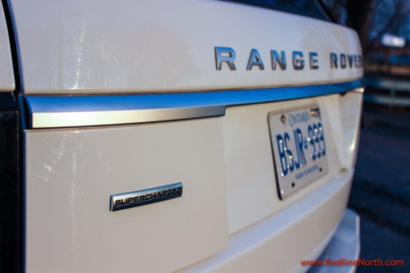 Ranger Rover Supercharged