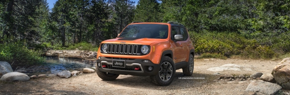 2015 Jeep Renegade