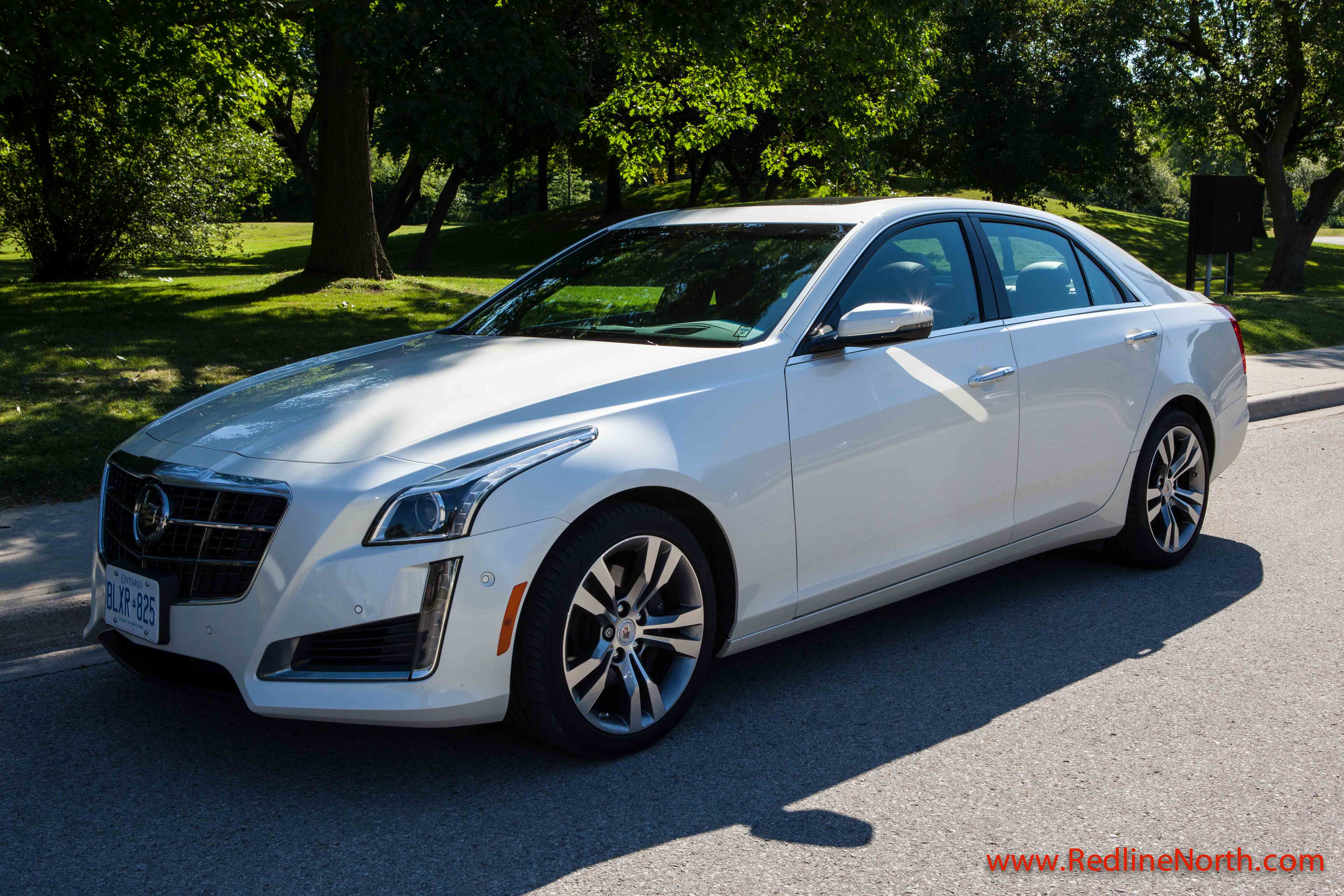2014 cadillac cts vsport review redlinenorth. Black Bedroom Furniture Sets. Home Design Ideas