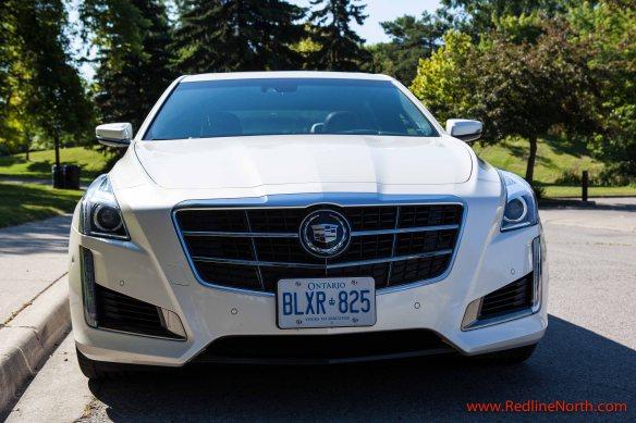 2014 Cadillac Cts Vsport Review Redlinenorth