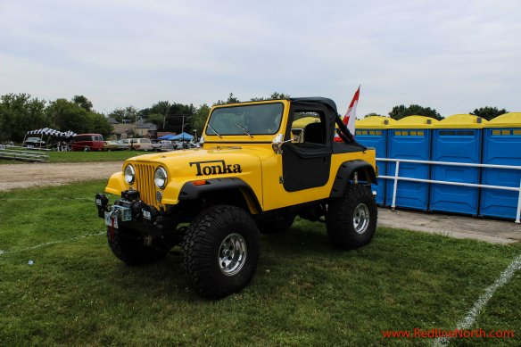 "Amazing Jeep  CJ- ""Tonka Jeep"""