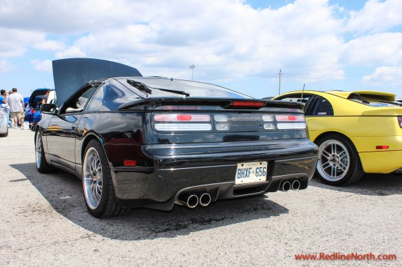 Back end of 1990 300 ZX