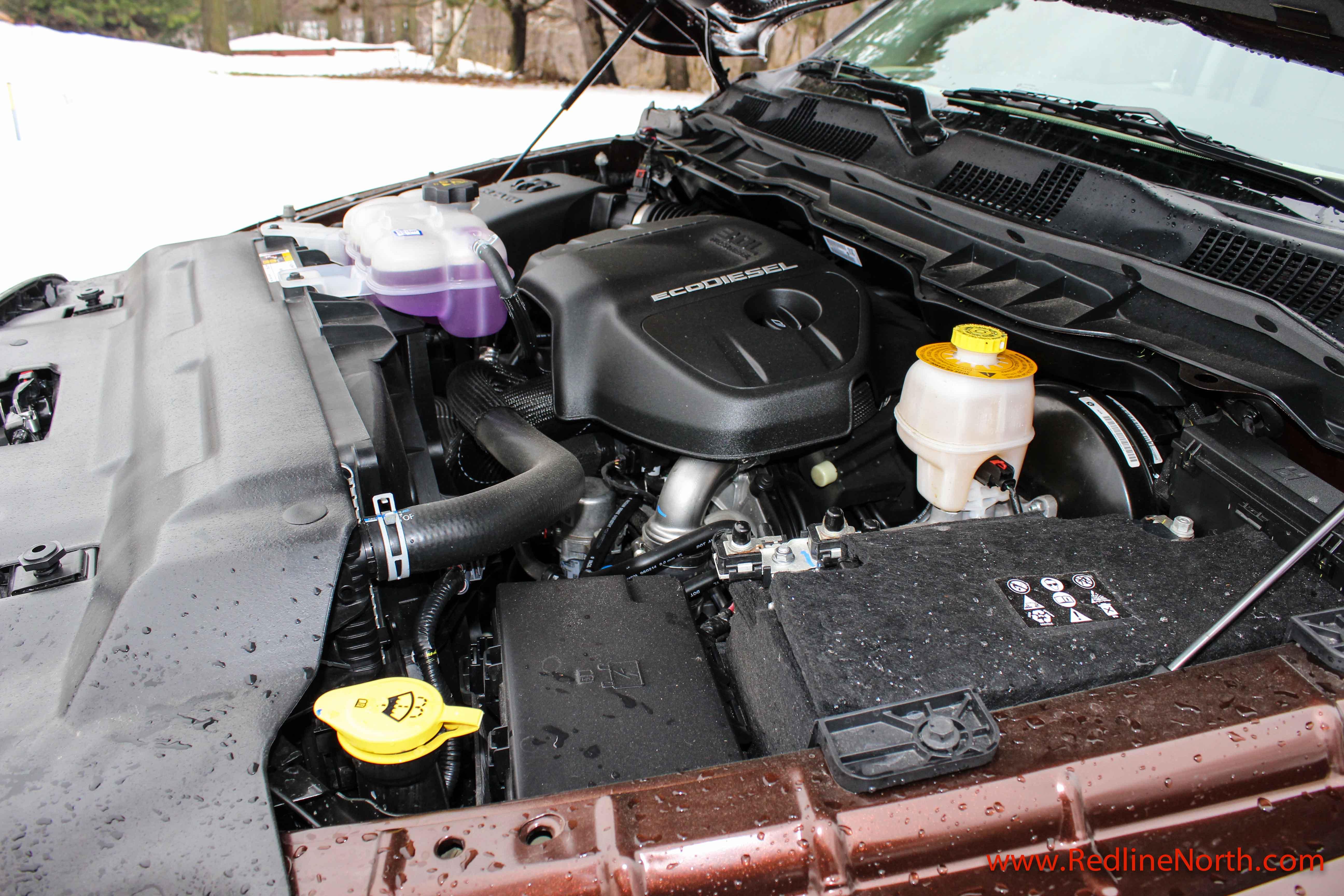 2015 Dodge Ram 1500 Laramie 3 0l V6 Ecodiesel Redlinenorth