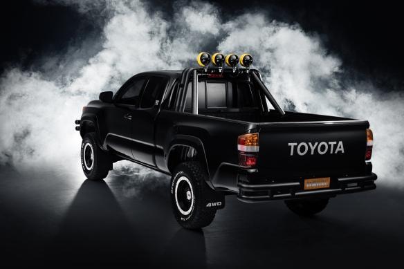 """""""Marty McFly"""" Toyota Tacoma"""